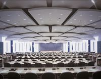 bosch Intellivox is ideal for use in large auditoriums